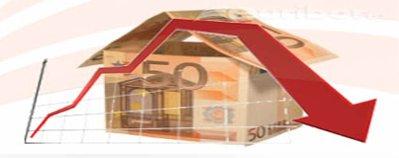 Cae la venta de vivienda por primera vez desde la crisis: un 3,1% entre abril y junio