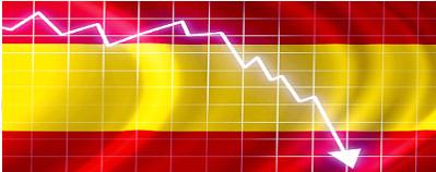 La recesión de España fue más profunda entre 2011 y 2013
