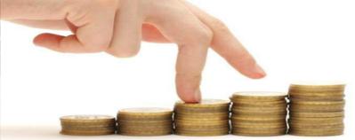 Los salarios en las grandes compañías aumentan un 0,9%